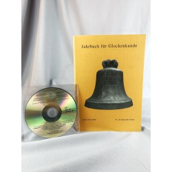 Jahrbuch für Glockenkunde (inkl. CD)