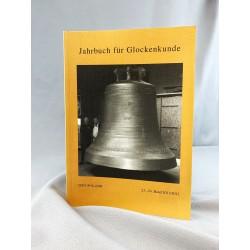 Jahrbuch für Glockenkunde (inkl. Audio CD)