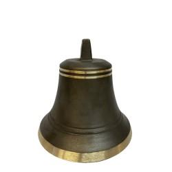 Tiroler Glocke dunkel patiniert Ø 150/160 mm
