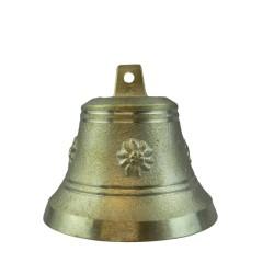 Tiroler Glocke Ø 12cm mit Verzierung