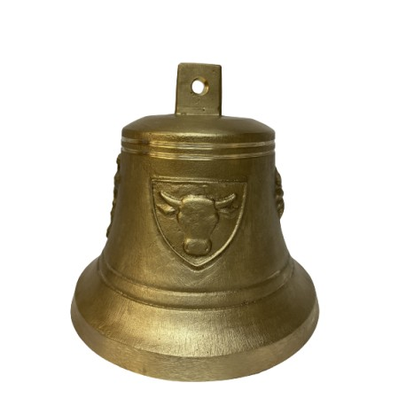 Tiroler Glocke mit Verzierungen Ø 170/180 cm