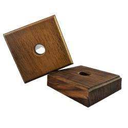 Standplatte (Holz) für Tiroler Glocken