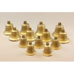 Set: 13 abgestimmte Tiroler Glocken