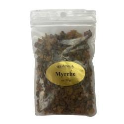 Myrrhe - Weihrauch